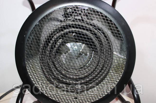 спиральный тэн промышленного обогревателя 3квт