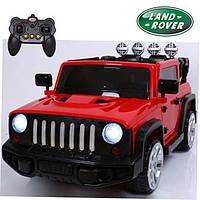 Детский электромобиль  Джип Рендж Ровер – Сафари PL-FT-1318(цвет белый)