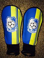 Щитки футбольные с голеностопом Украина (Черноморец)
