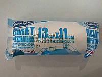 Пакет перевязочный стерильный первой помощи с 1 подушечкой 13 х 11 см  / Белоснежка