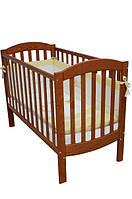 Детская кроватка Верес Соня ЛД 10 ольха