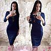 Облегающее платье-шнуровка(цвета), фото 6