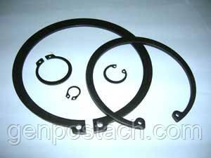 Стопорные кольца W 007 - W 200, Z 003 - Z 200