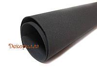 Фоамиран иранский (черный) 60*70см