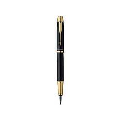 Перьевая ручка Parker IM Black GT FP