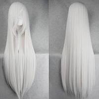 Красивый Парик 100см/ прямые волосы/разные цвета