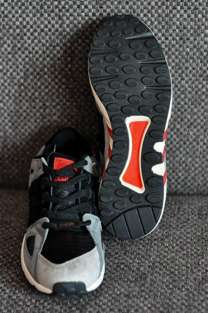 Кроссовки Adidas Eqt ,серые стильные, спортивные