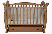 Детская кроватка Верес Соня ЛД 15 маятник бук
