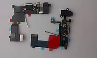 Шлейф  Apple iPhone 5C с системным коннектором original.