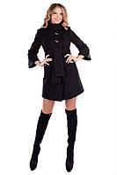Женское зимнее пальто из кашемира арт. Берн зима б/м 4655