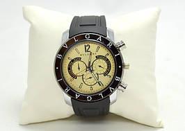 Часы наручные мужские кварцевые BVLGARI