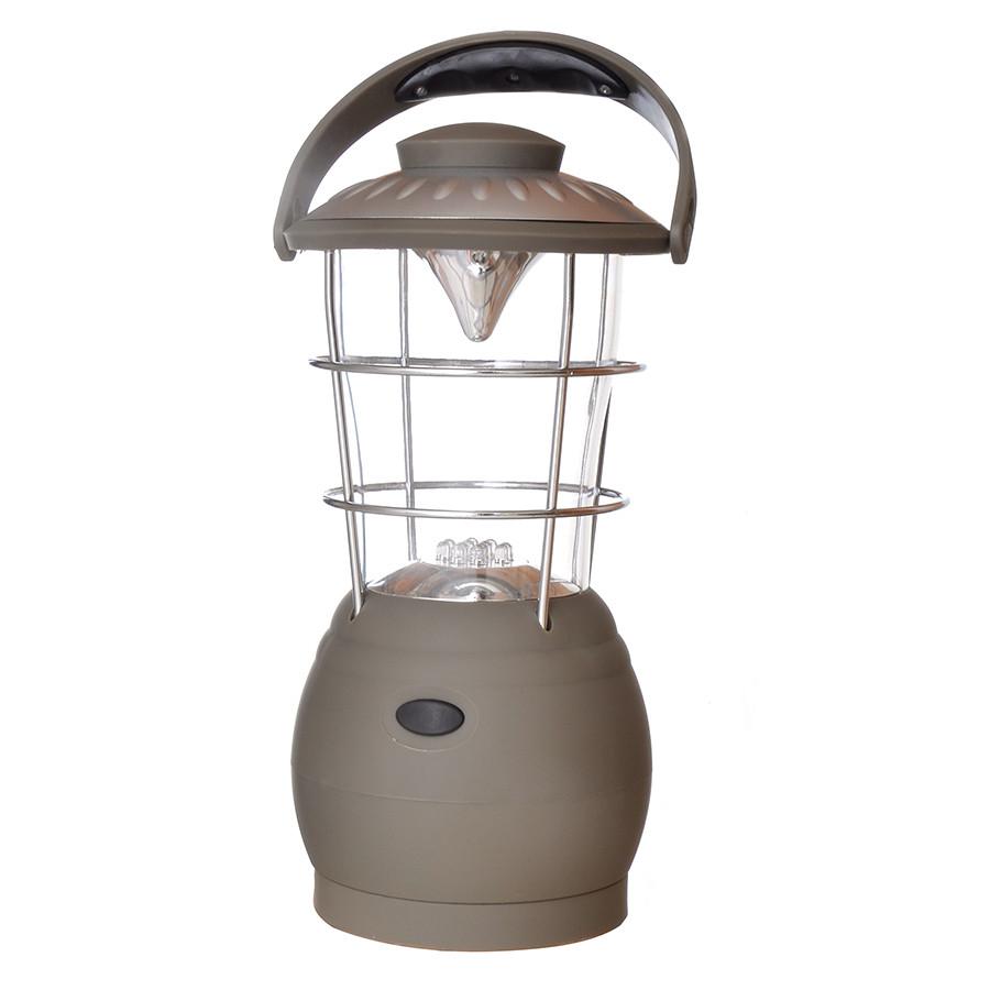 Кемпинговый фонарь динамо Forrest 12 LED