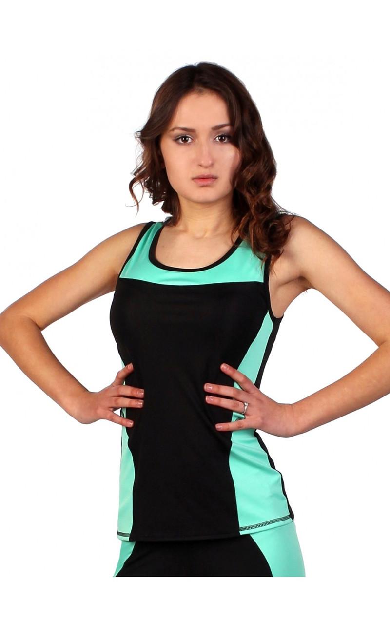 Майка женская спортивная Bavovna
