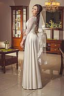 Свадебное платье модель 1504