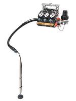 Wagner FineSpray Zip 52 Alu двухмембранный насос низкого давления с пневмоприводом