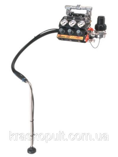 Wagner FineSpray Zip 52 ацеталепроводный, двухмембранный насос низкого давления с пневмоприводом