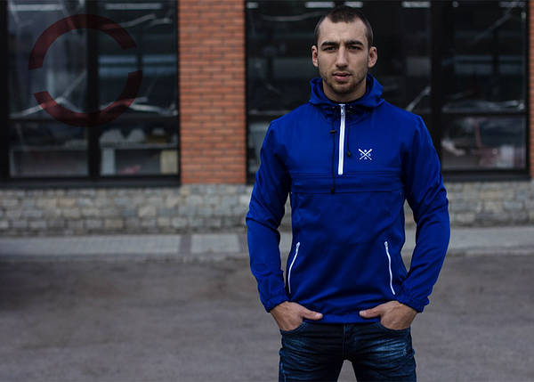 Куртка электрик Brat, анорак мужской, фото 2