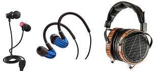 Наушники и Bluetooth гарнитуры