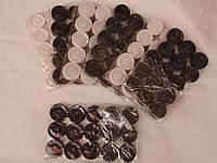 Набор пластиковых фишек для нард