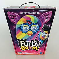 Ферби бум кристалл радуга русский язык (Furby Boom Crystal Series Furby rainbow), фото 1