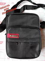 Мужская тканевая сумка рюкзак модная не большая Meijieluo