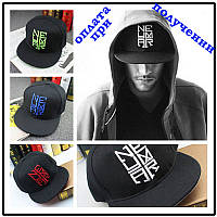 Мужская кепка, Snapback с прямым козырьком, бейсболка, рэперка, хип хоп neymar