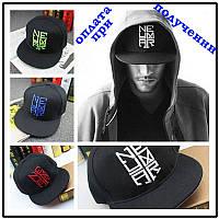 Чоловіча кепка, Snapback з прямим козирком, бейсболка, рэперка, хіп хоп neymar