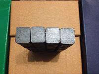 Заготовки магнитов. 15х13х4мм.