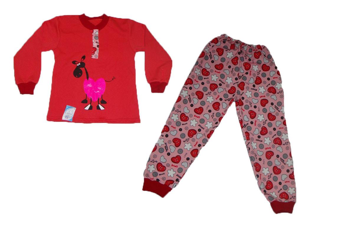 Пижама детская (начес) р.36-40
