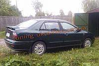 Дефлекторы окон (ветровики) COBRA-Tuning на FIAT MAREA Sedan 1996-2007