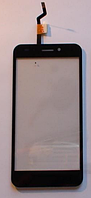 Оригинальный тачскрин / сенсор (сенсорное стекло) для Nomi i507 Spark (черный цвет)