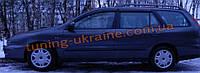 Дефлекторы окон (ветровики) COBRA-Tuning на FIAT MAREA WEEKEND 1996-2007