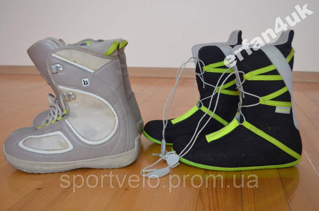 Ботинки для борда Burton BREED /40.5 роз/ 26.5 cm