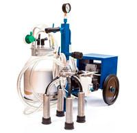 Домашние доильные аппараты с масляным вакуумным насосом (АИД-1, УИД-10)