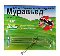 Муравьед, 1 мл, средство для борьбы с муравьями