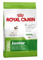 Корм Royal Canine x-small Junior
