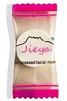 Тканевая прессованная маска салфетка для лица
