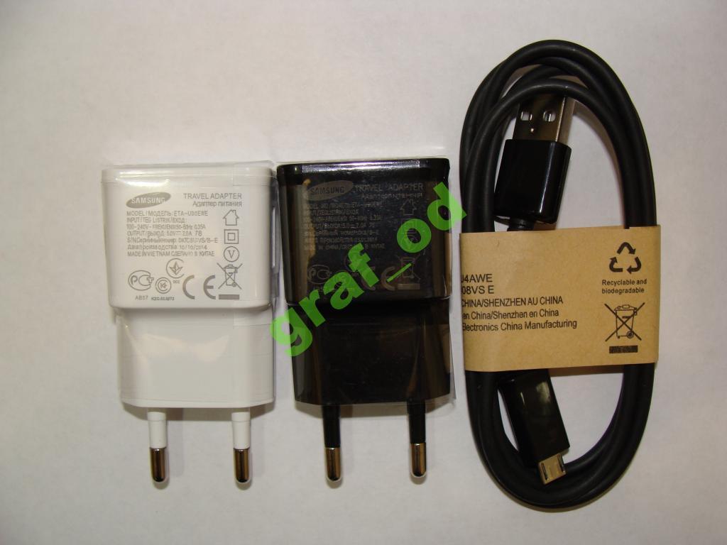5В 2А Зарядка зарядний телефон планшет micro USB