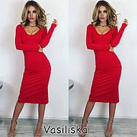 Женское платье по фигуре(цвета)