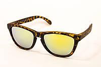 Леопардовые очки Wayfarer, фото 1