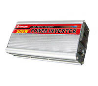 Инвертор, преобразователь, инвертор напряжения 12/220V - 500W