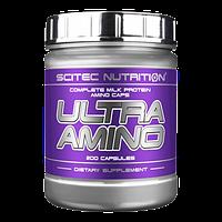 Аминокислоты Scitec Nutrition Ultra Amino (200 caps)