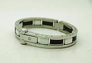 Мужские браслеты оптом из стали, каучука и керамики добавлены в раздел мужских украшений