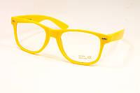 Желтые очки для стиля