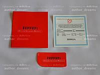 Фирменная подарочная документация к часам Ferrari