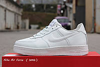 ЗИМНИЕ КРОССОВКИ NIKE AIR FORCE LOW WHITE WINTER