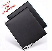 Мужской кожаный кошелек портмоне бумажник CUBINTU