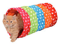 Тоннель для кота (флис) 25 х 50см