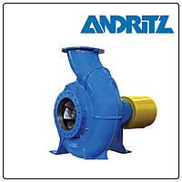 Ремонт и восстановление деталей проточной части насоса ANDRITZ