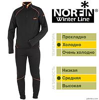 Термобелье Norfin Winter Line (XXL/60) серое и черное ** Норфин